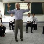 Xi Jinping Gazes Away as U.S. Vice President Biden Speaks