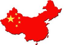 chinese map