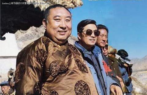 panchen lama hu jintao